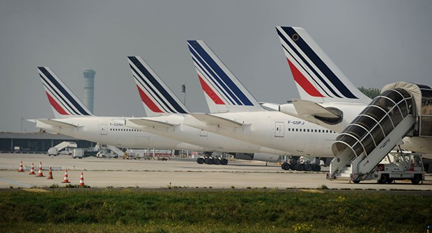 Hang hang khong Air France huy cac chuyen bay toi Venezuela hinh anh 1