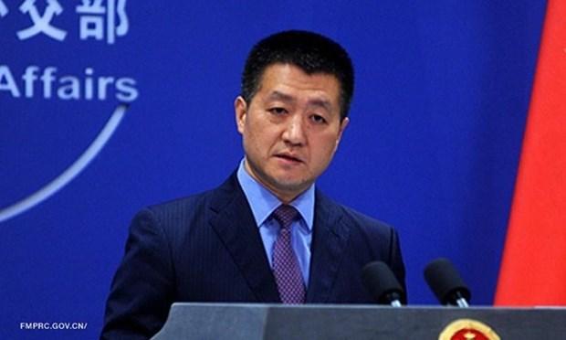 Trung Quoc tuyen bo thuc day xay dung van kien COC voi ASEAN hinh anh 1