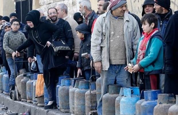 Syria cho phep cac nha may nhap khau nhien lieu trong vong 3 thang hinh anh 1