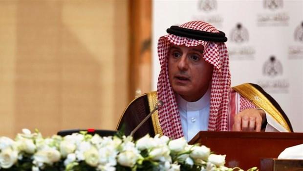 Saudi Arabia ung ho giai phap chinh tri cho cuoc khung hoang Syria hinh anh 1
