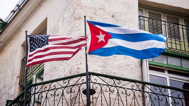 My tiep tuc siet chat bien phap bao vay cam van chong Cuba hinh anh 1