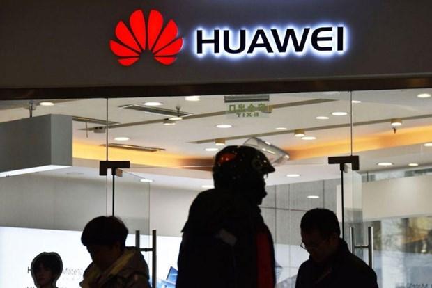 Huawei mo cua tru so don gioi truyen thong nuoc ngoai vao tham quan hinh anh 1