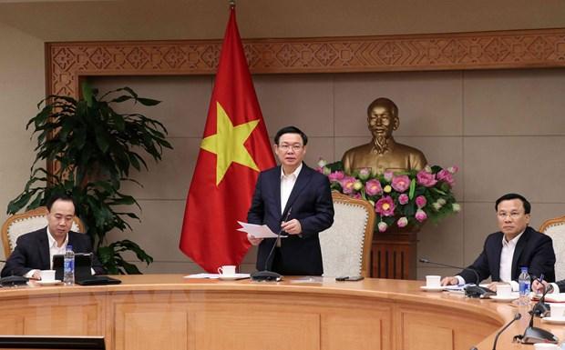 Pho Thu tuong: CPI quy 1 tang thap nhat trong 3 nam gan day hinh anh 1