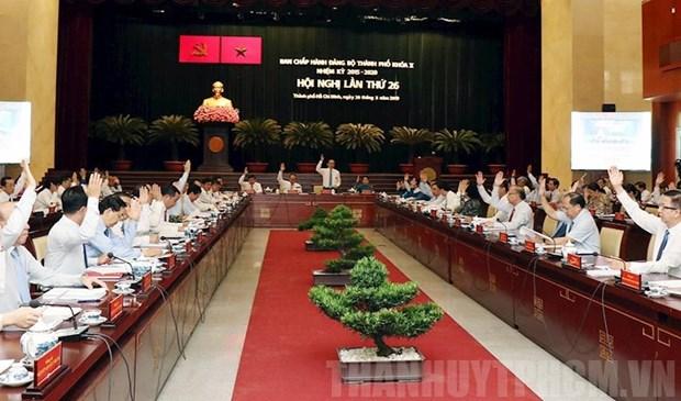 TP Ho Chi Minh no luc hoan thanh muc tieu phat trien kinh te-xa hoi hinh anh 1