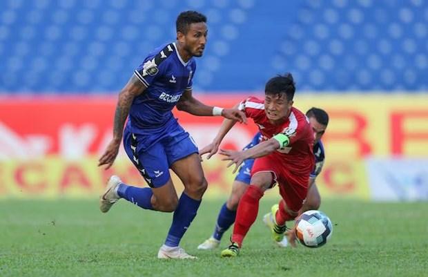 V-League 2019: Becamex Binh Duong thang Viettel 1-0 hinh anh 1