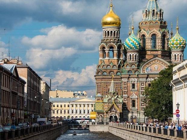 St. Petersburg se thu phi du lich doi voi du khach nuoc ngoai hinh anh 1