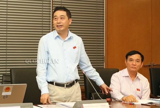 Cho thoi nhiem vu Dai bieu Quoc hoi voi ong Le Dinh Nhuong hinh anh 1