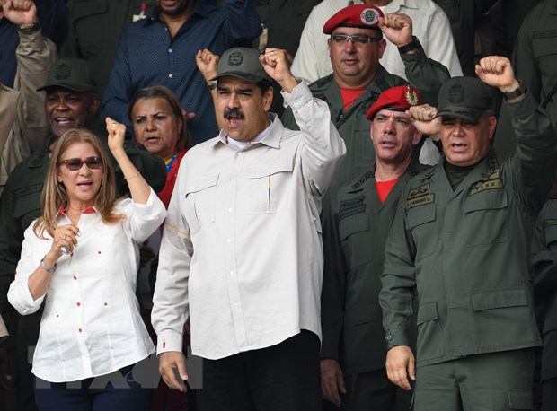 Venezuela phan doi cac bien phap trung phat moi cua Canada hinh anh 1