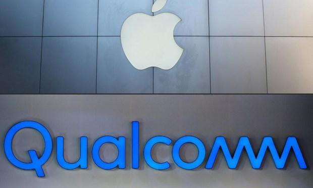 Apple va Qualcomm bat ngo tuyen bo