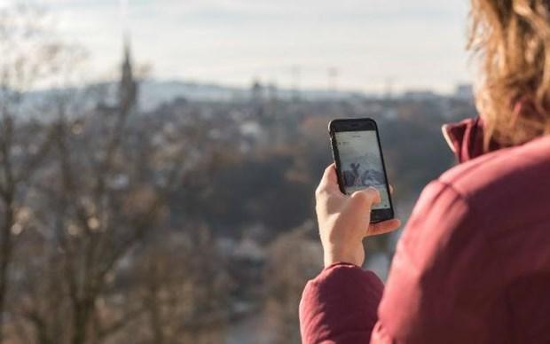 Ericsson ra mat mang 5G thuong mai quy mo lon dau tien o chau Au hinh anh 1