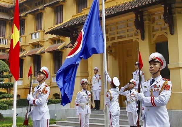 Chinh thuc phat dong cuoc thi thiet ke logo Nam ASEAN 2020 hinh anh 1