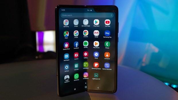 Samsung hoan phat hanh Galaxy Fold sau hang loat su co hong man hinh hinh anh 1