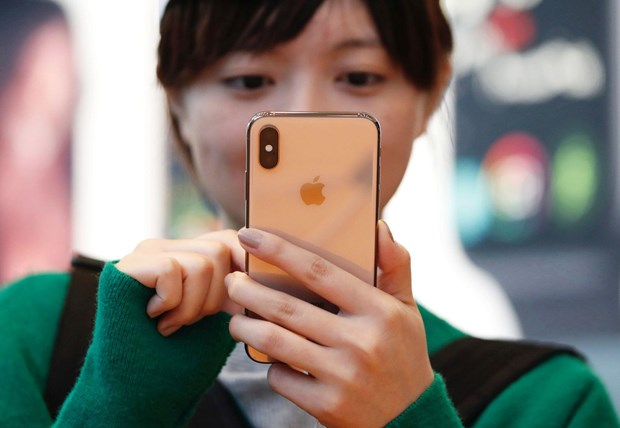 Chuyen gia: Apple se ra iPhone 5G vao nam 2020 voi chip cua Qualcomm hinh anh 1