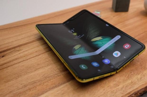 Samsung tien hanh thu hoi tat ca cac mau Galaxy Fold dung thu hinh anh 1