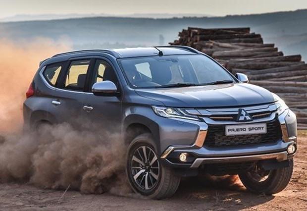Mitsubishi Motors du dinh dung ban xe Pajero o thi truong Nhat Ban hinh anh 1