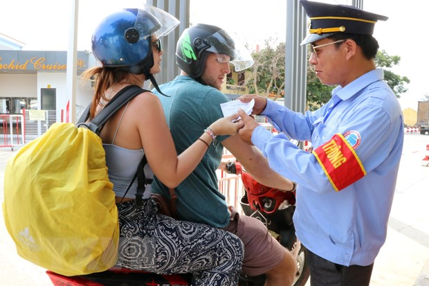 """Hai Phong: Tam giu 10 nguoi dieu tra vu """"dao ve"""" tai ben pha Got hinh anh 1"""