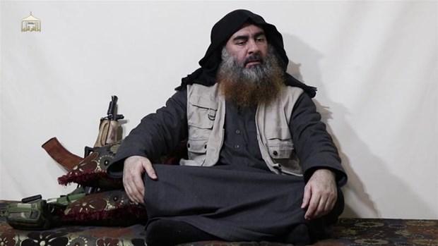 Thu linh Nha nuoc Hoi giao IS Al-Baghdadi tai xuat sau 5 nam hinh anh 1