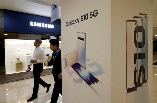 Samsung trai qua quy kinh doanh co loi nhuan thap nhat trong 2 nam qua hinh anh 1