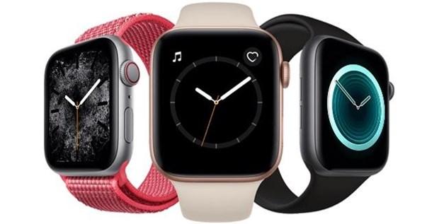 Apple Watch tiep tuc thong tri thi truong dong ho thong minh toan cau hinh anh 1