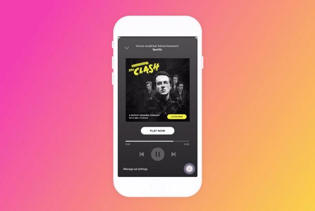 Spotify thu nghiem cac quang cao tuong tac voi nguoi dung hinh anh 1
