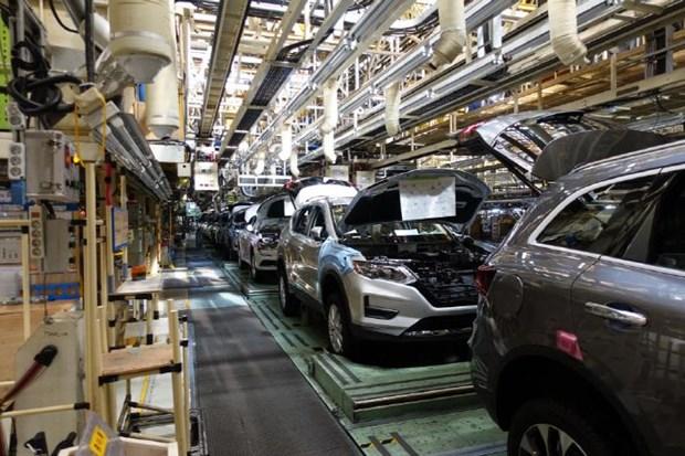 Renault Samsung du dinh van tam ngung hoat dong nha may tai Han Quoc hinh anh 1
