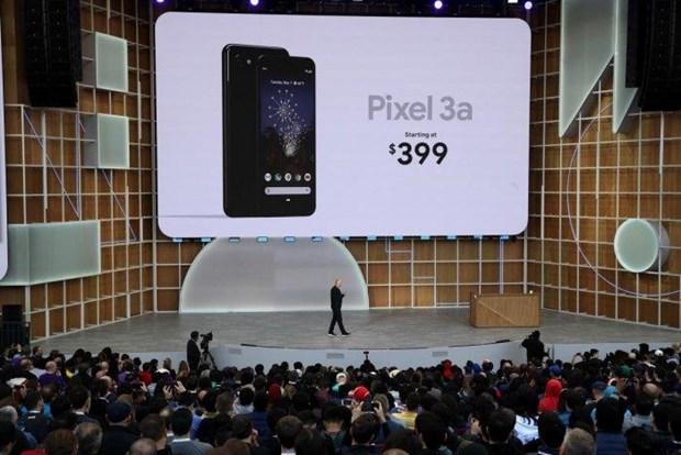 Google ra mat dien thoai Pixel cao cap moi voi gia chi 399 USD hinh anh 1