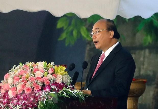 Thu tuong: Thanh Hoa can khong ngung nang cao tiem luc, suc canh tranh hinh anh 1