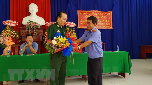 Vien Kiem sat tinh Tay Ninh xin loi nguoi bi tu oan sau 40 nam hinh anh 1