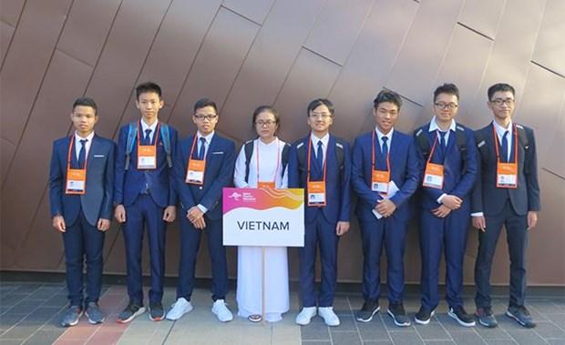 8 thi sinh Viet Nam du Olympic Vat ly chau A 20 deu doat giai hinh anh 1