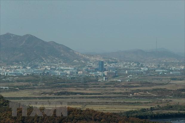 Trieu Tien keu goi Han Quoc mo lai khu cong nghiep Kaesong hinh anh 1