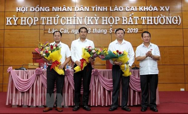 Bau bo sung Pho Chu tich UBND tinh Lao Cai nhiem ky 2016-2021 hinh anh 1