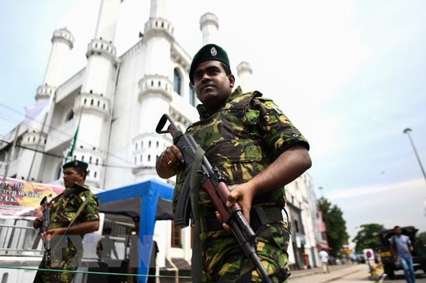 Chinh phu Sri Lanka mo rong lenh gioi nghiem ra toan quoc hinh anh 1