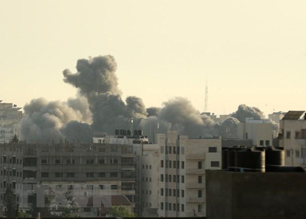LHQ canh bao nguy co xung dot moi giua Israel va Hamas tai Gaza hinh anh 1