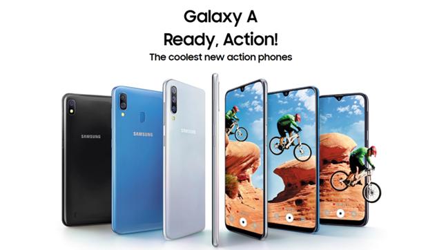 Dong dien thoai Galaxy A mang ve cho Samsung hon 1 ty USD o An Do hinh anh 1