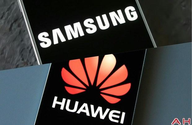 Samsung, Huawei dat thoa thuan