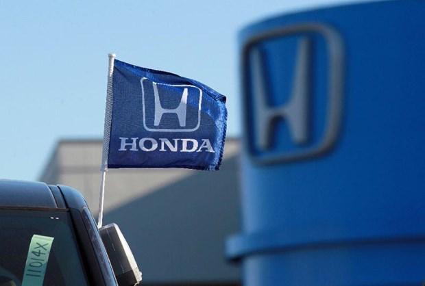 Honda trieu hoi 137.000 xe SUV tren toan cau do loi he thong tui khi hinh anh 1