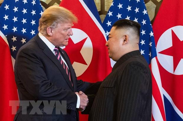 Tong thong D.Trump khang dinh My va Trieu Tien