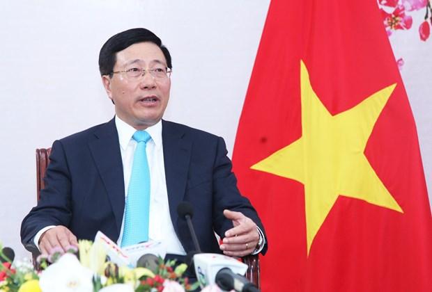 Phó Thủ tướng Phạm Bình Minh sẽ dự Diễn đàn Tương lai châu Á