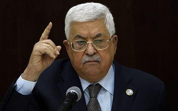 Palestine tiep tuc chi trich Ke hoach hoa binh Trung Dong cua My hinh anh 1