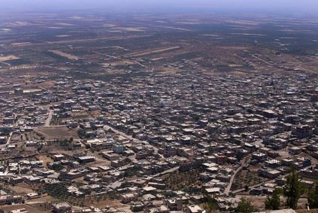 Syria: Israel tan cong ten lua nham vao tinh Quneitra hinh anh 1