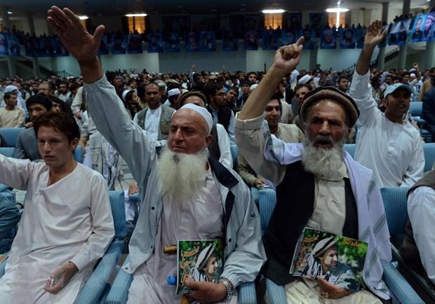 Cac chinh tri gia Afghanistan va Taliban chuan bi dam phan o Moskva hinh anh 1