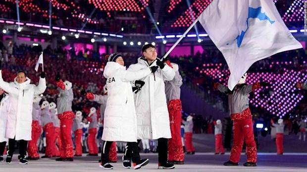 Trieu Tien cam ket lap doan chung voi Han Quoc du Olympic 2020 hinh anh 1