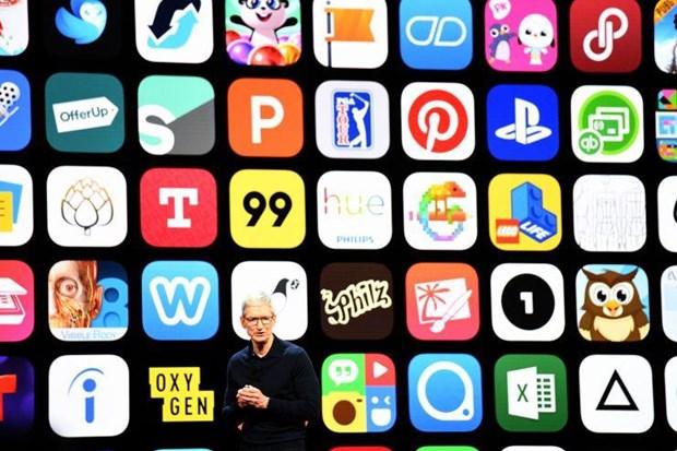 Apple ra mat trang web chung minh App Store khong phai la doc quyen hinh anh 1