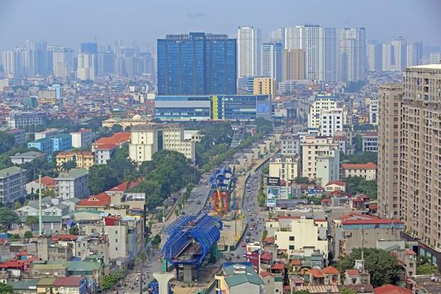 Ha Noi khoi cong duong vanh dai 4 va 5 trong giai doan 2021-2025 hinh anh 1