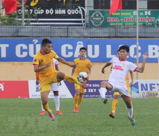 V-League 2019: Thanh Hoa nhoc nhan vuot qua Nam Dinh hinh anh 1