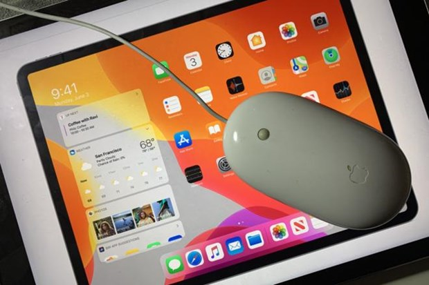 Ra mat iPadOS, Apple bien iPad thanh may tinh co the dung duoc chuot hinh anh 1