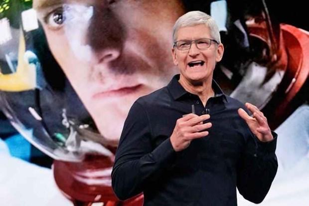 CEO Apple: Khong lo lang Trung Quoc danh thue nang vao iPhone hinh anh 1