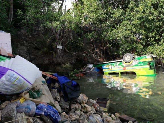Tai nan duong bo nghiem trong tai mien Trung Philippines hinh anh 1