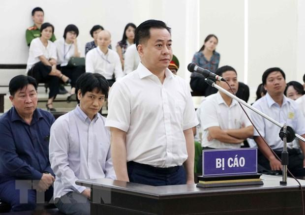 Bat dau xu phuc tham Phan Van Anh Vu cung 4 cuu can bo nganh cong an hinh anh 1
