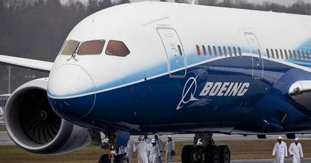 Boeing: So may bay chuyen giao cho khach hang giam do su co 737 MAX hinh anh 1
